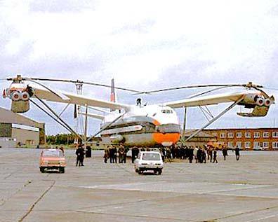 HELICOPTEROS RUSOS Mi12
